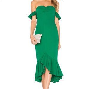 Lovers + Friends Giulia Midi Dress